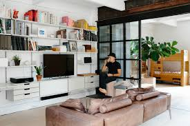 this designer u0027s manhattan loft is the perfect new york