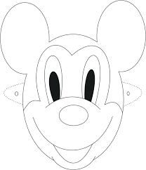 cool printable mickey mouse clubhouse coloring pages printable