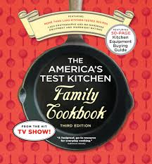 the america u0027s test kitchen family cookbook 3rd edition cookware