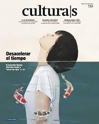 Challenge La Vanguardia Ilustración Albert Asensio Suplemto Culturas La Vanguardia