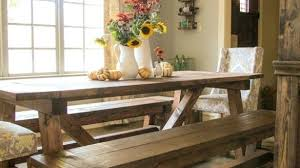 square dining table with bench furniture plans for farmhouse dining table square dining tables