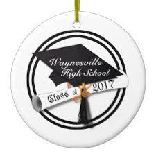 2017 graduation ornaments keepsake ornaments zazzle