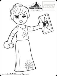 disney princess cinderella coloring pages realistic coloring pages