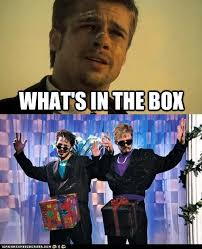 Whats In The Box Meme - what industry makes money from all seven deadly sins quora