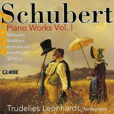 trudelies leonhardt schubert piano works vol 2 piano and