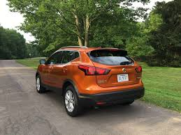 nissan rogue sport 2017 price road test 2017 nissan rogue sport sl the intelligent driver