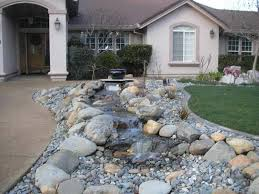 landscaping sidewalk landscaping ideas pictures rock