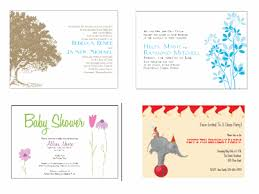 free invitation maker to print template best template collection
