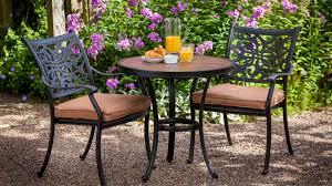 Aria Patio Furniture Outdoors The - celtic aria bistro set celtic cast aluminium garden furniture