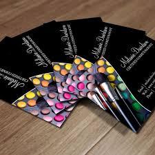 Graphic Artist Business Card 24 Best Makeup Artist Business Cards Images On Pinterest
