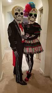 dia de los muertos costumes my parents awesome dia de los muertos costumes that won them 1st