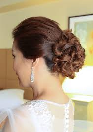 hairstyle in the philippines bridal hair airbrush makeup katherine l professional makeup