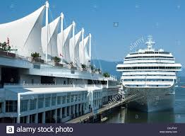 cruise ship canada place cruise ship terminal downtown vancouver