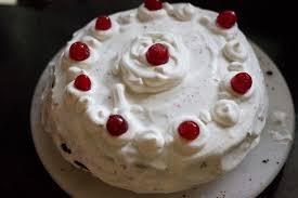 eggless black forest cake recipe how to make black forest cake