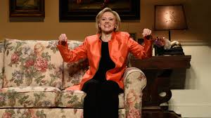 watch hillary clinton sketches from snl played by kate mckinnon