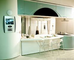 retro kitchen ideas with white cabinet and wooden floor also