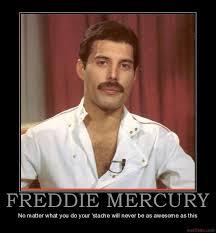 Meme Moustache - rock of ages freddie mercury rock star and meme