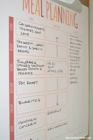 25 unique meal planning calendar ideas on pinterest meal