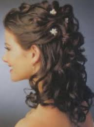 mother of the bride hairstyles partial updo mother of the bride hairstyles partial updo wedding partial updo
