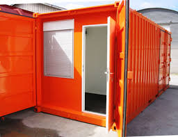 bureau container gillard shelters conteneur ou conatainer pour bureau nomade