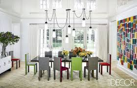 hanging dining room lights dining table chandelier hanging dining room table height