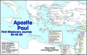 paul u0027s mission teach us the bible