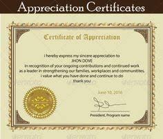 certificate of appreciation religious certificate of