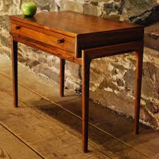 Danish Mid Century Modern Desk by 97409 Danish Mid Century Modern Rosewood End Table Circa 1960 U0027s