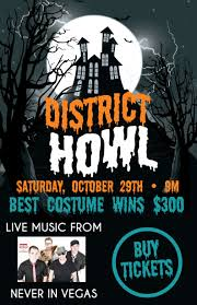 wicked halloween tickets district howl halloween party tickets sat oct 29 2016 at 9 00