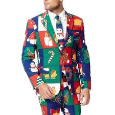 christmas suits quilty pleasure tacky christmas suits canada by opposuits