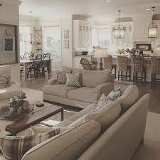 Open Floor Plan Living Room Furniture Arrangement 363 Best Open Floor Plan Decorating Images On Pinterest Home