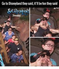 Disneyland Meme - go to disneyland they said it ll be fun they said flash mount