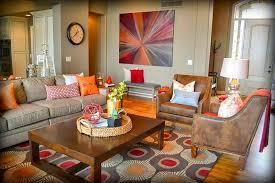 Orange Sofa Living Room Ideas 25 Orange Living Room Ideas For Currentyear