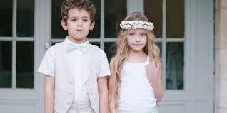 tenue enfant mariage idée tenue enfants mariage archives dans les baskets de la mariée