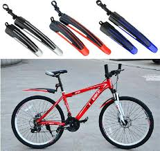 bicycle rear fender light lietu bicycle fender light weight cycling plastic mountain road bike