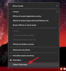 Spaces Un Gestionnaire De Fenêtres Quitter L Explorateur Sous Windows 7 8 1 Et 10 En Un Clic