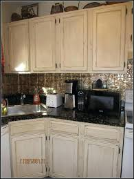 distressed white kitchen cabinets off white distressed kitchen cabinets pathartl