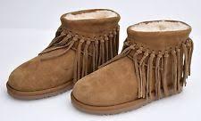 s ugg australia brown joey boots ugg australia shenendoah us 5 brown ankle boot uk 3 5 3568