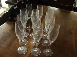 bicchieri rosenthal 12 bicchieri flute in cristallo rosenthal vintage set 12