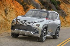 mitsubishi concept 2017 sorry no montero mitsubishi dusts off gc phev concept for chicago
