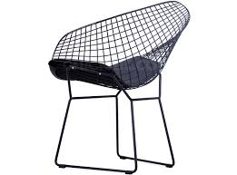 bertoia diamond chair replica 000 fra wpc pu faux leather 000
