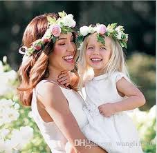 flower hairband 2017 and baby flower headband 2017 summer style baby
