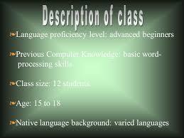 by noriko and luisa language proficiency level advanced