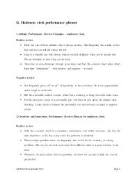 Mailroom Clerk Job Description Resume by Mailroom Clerk Performance Appraisal