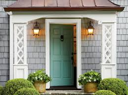 green front door colors what to know before painting your front door bright green