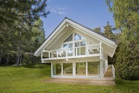 maison bois interieur malla maison en bois massif par polar life haus la maison bois