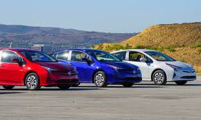 toyota lineup 2016 toyota prius first drive review autonxt