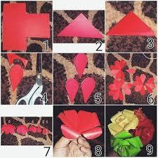 cara membuat origami bunga yang indah cara membuat hiasan dinding kamar dari kertas origami dekor rumah