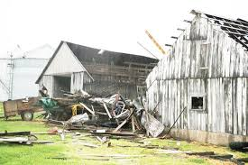 Weather Hale Barns Local News Tornado Suspected On The Ground In Worthington