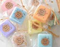 Wedding Favors For Bridal by Soap Wedding Favors Bridal Shower Favors Rustic